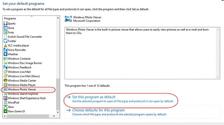 Click image for larger version.  Name:Windows Photo View set as default..jpg Views:1 Size:244.8 KB ID:65721