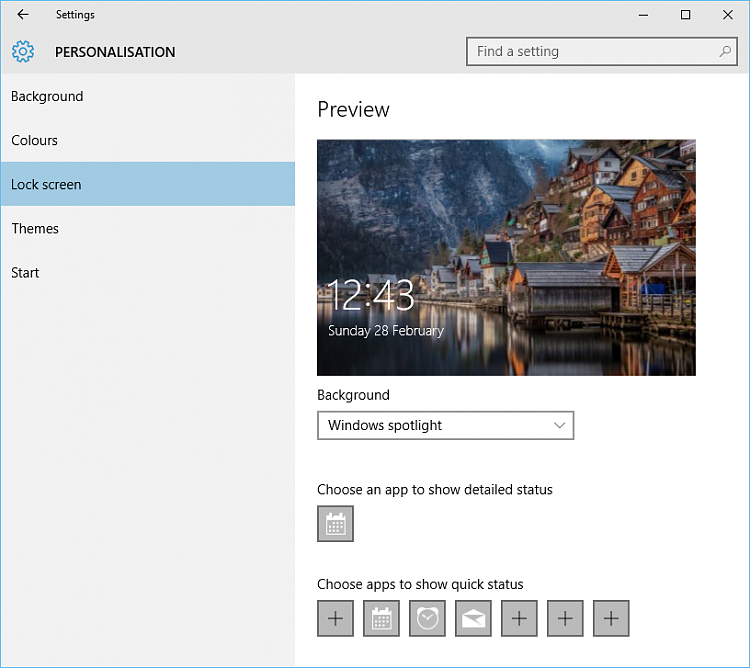 Images when starting up from sleep mode - Windows 10 Forums