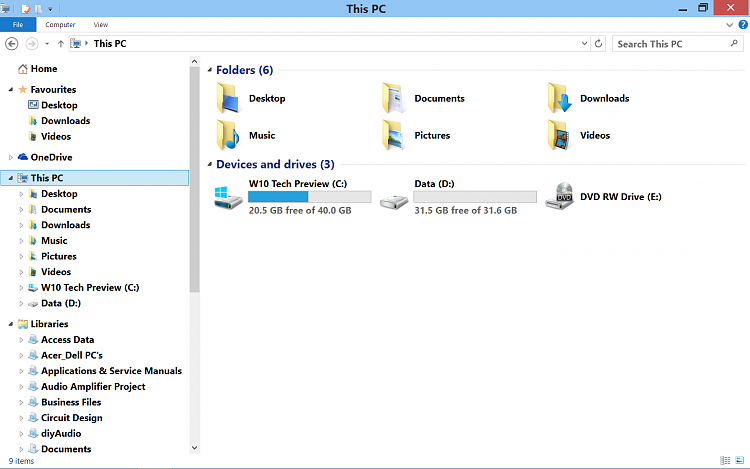 Dual boot. Two problems.-w10-disc-drives..png