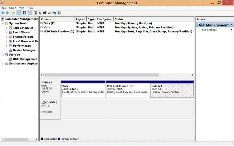 Click image for larger version.  Name:W10 Disk Management.PNG Views:82 Size:175.3 KB ID:6829