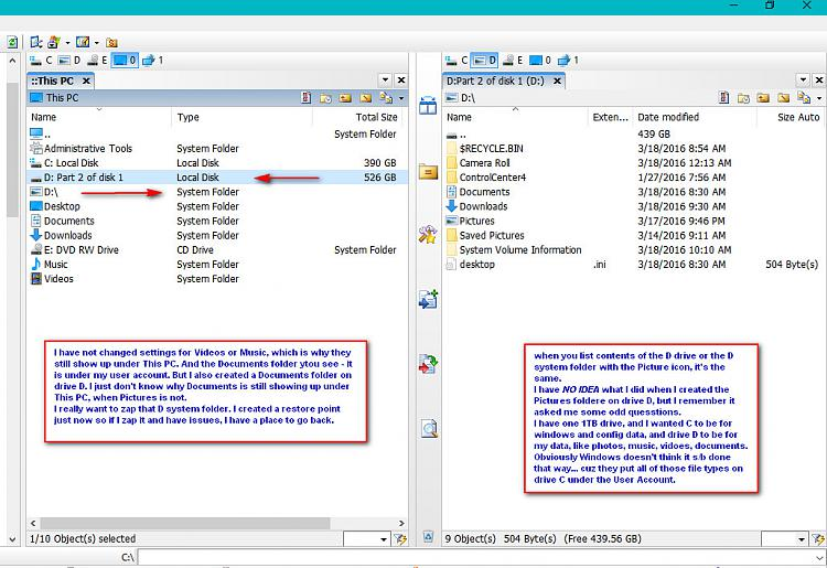 Click image for larger version.  Name:Drive D and D System folder.jpg Views:7 Size:248.7 KB ID:70095