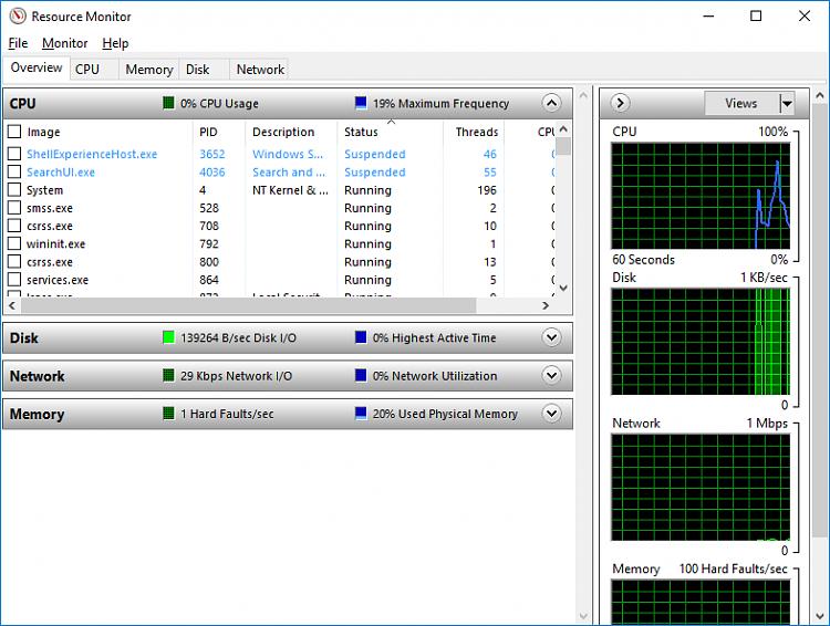 Task manager crash - Windows 10 Forums