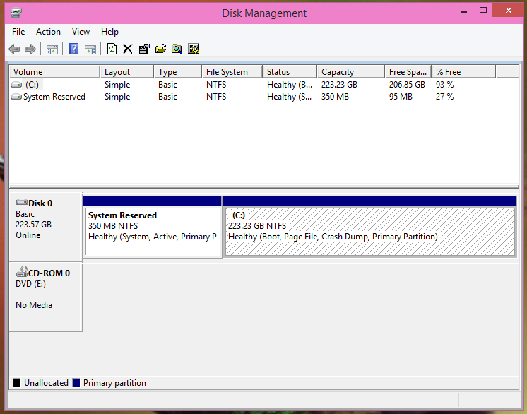 Click image for larger version.  Name:Disk Management.PNG Views:35 Size:48.5 KB ID:7107
