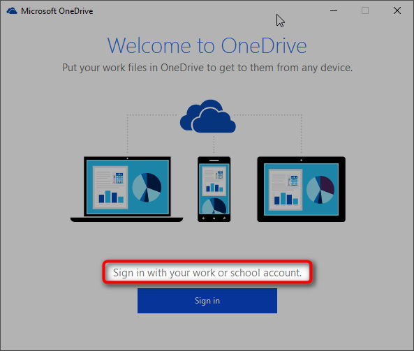 One Drive login Solved - Windows 10 Forums