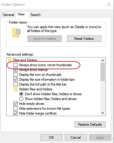 Click image for larger version.  Name:Folder Options.jpg Views:7 Size:128.0 KB ID:75787