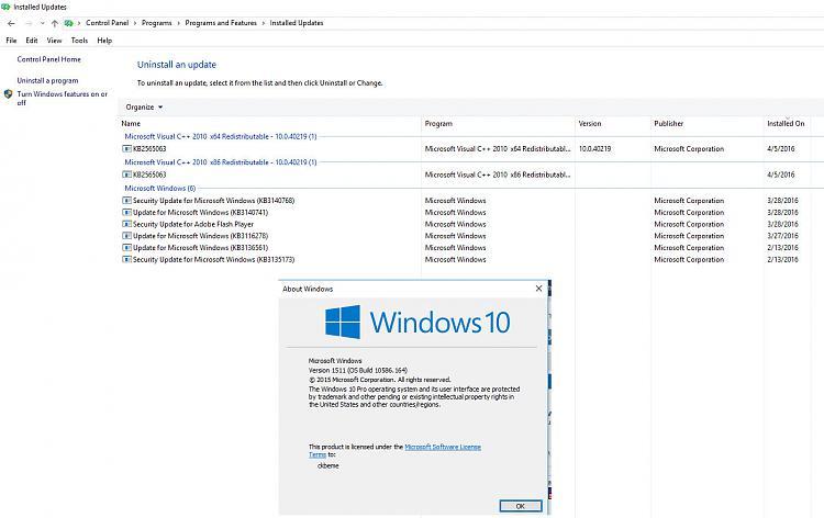Windows 7 Pro or Start Button, Taskbar problems, context