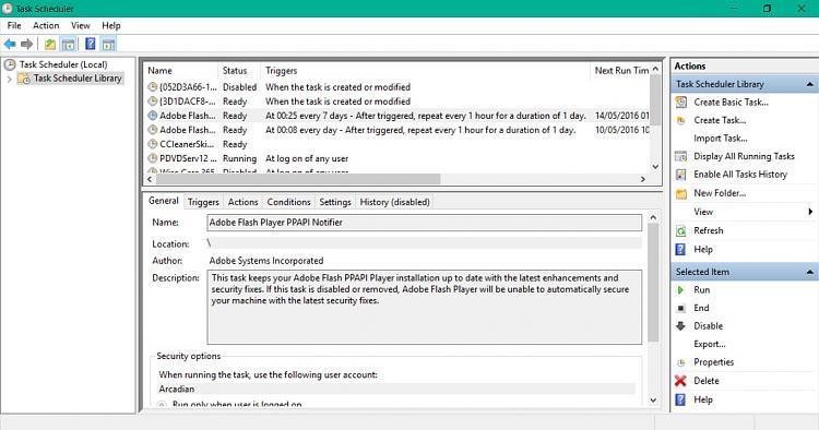 Click image for larger version.  Name:Task Scheduler.jpg Views:4 Size:214.6 KB ID:79016