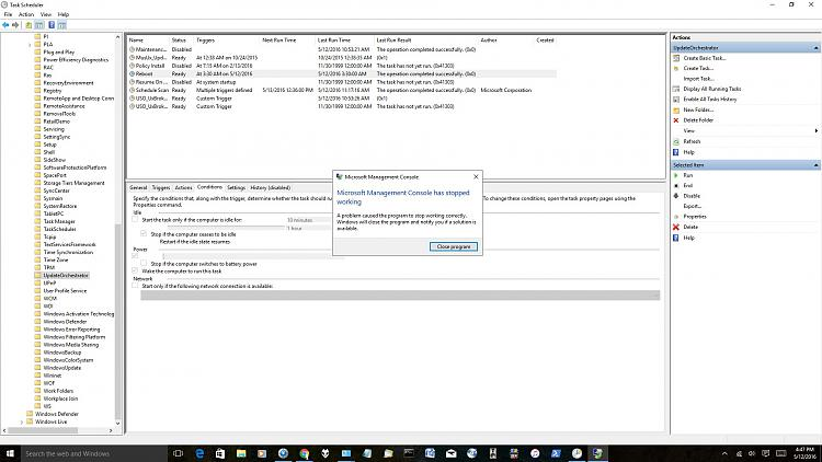 Microsoft management console has stopped working-untitled.jpg