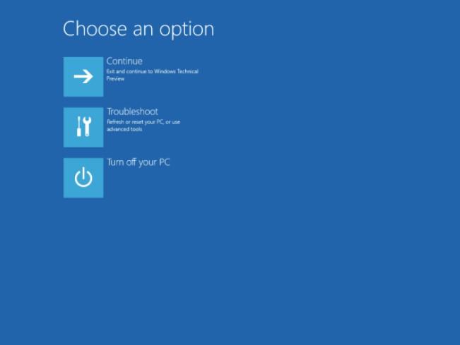 Boot loop Solved - Windows 10 Forums