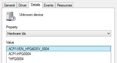 Click image for larger version.  Name:hwidUnkDev.PNG Views:50 Size:8.2 KB ID:80356