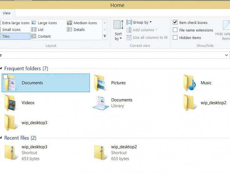 Recent places when saving from any app is missing-home-recent-files.jpg