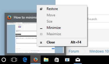 How to minimize programs in Windows 10-capture.jpg