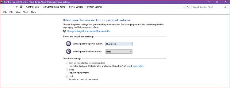 Hibernate missing Solved - Windows 10 Forums