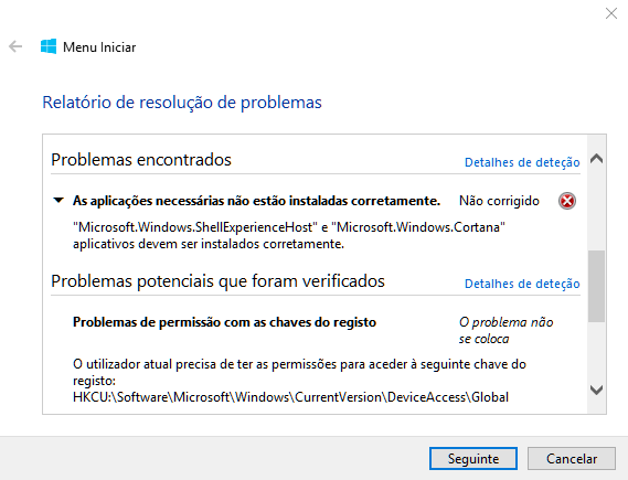 how to search windows ten when button not working