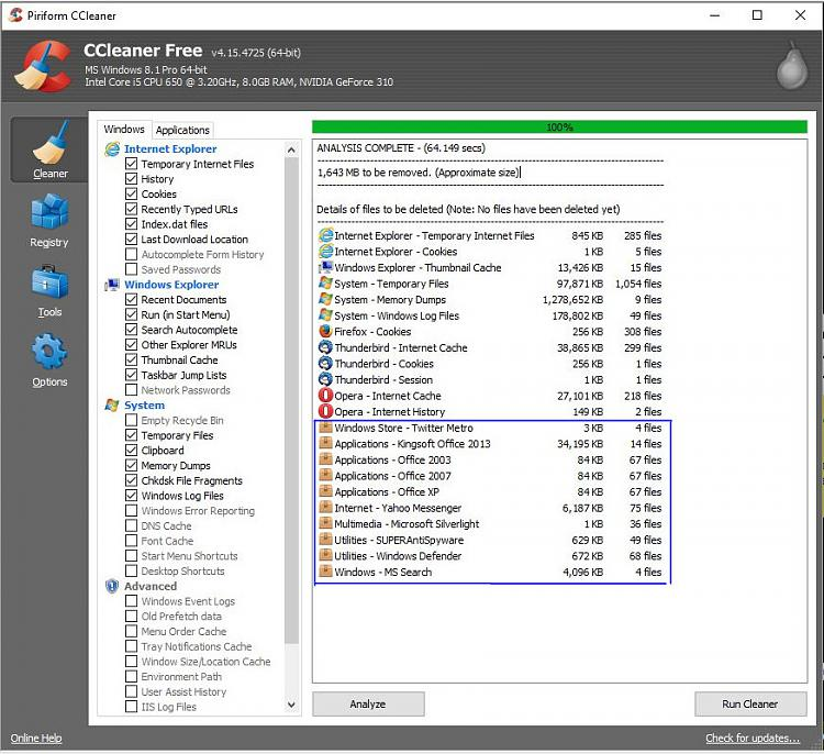 Click image for larger version.  Name:Ccleaner-PostWin10InstCleanList_2016-7-5.JPG Views:1 Size:197.7 KB ID:88619