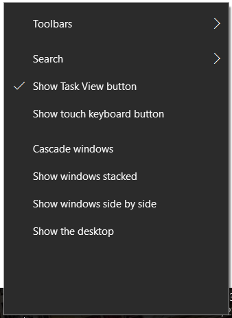 After moving Shutdown slow, File Explorer requires manual refresh-start-rightclick-3.png