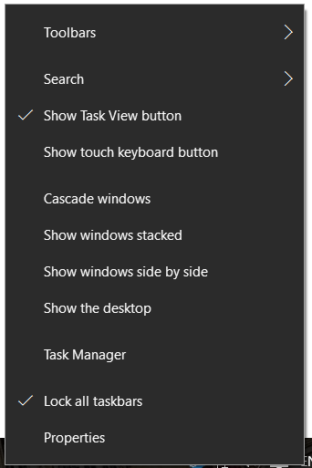 After moving Shutdown slow, File Explorer requires manual refresh-start-rightclick-4.png