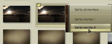how to get taskbar on both monitors