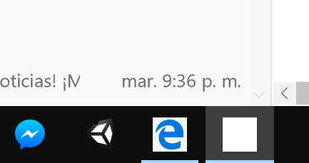 Win10 bug: white background in modern app + no icon in explorer-capture.png