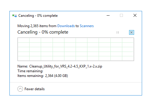 After Clean Win 10 install, no longer move/save files to external HDD-moving_canceling_always_0_percent.png