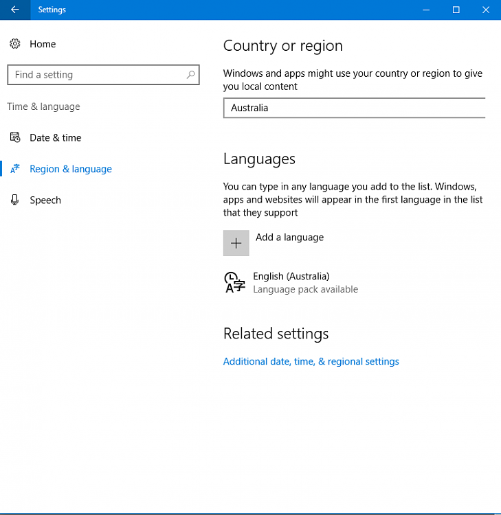 How to remove Optional Features (text-speech, speech rec., etc)?-region.png