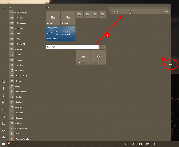 Start Menu. Possibly a self inflicted problem. It is to small.-000109.png
