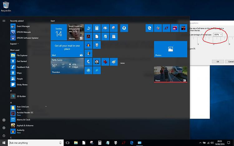 Start Menu. Possibly a self inflicted problem. It is to small.-display.jpg