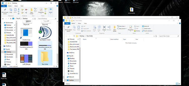 Taskbar Thumbnails doesn't seem to be working when TWO of same type-adc33e188e894bf18ef9be3989017856.png