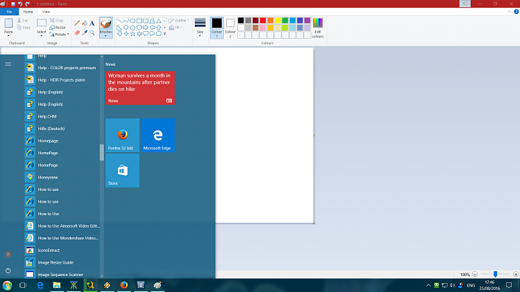 Start menu not sorting and tooltip not right Solved - Windows 10 Forums
