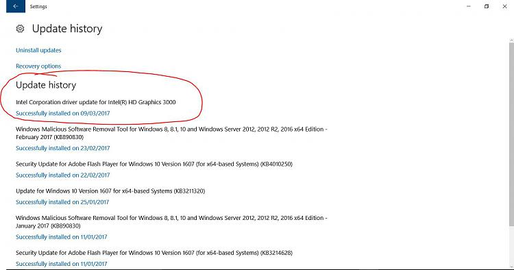 Latest Intel Drivers For Windows 10