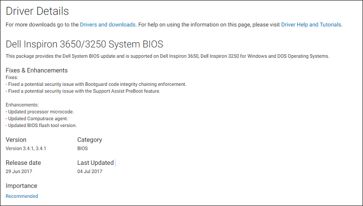 Click image for larger version.  Name:Dell Bios.PNG Views:1 Size:58.6 KB ID:149475