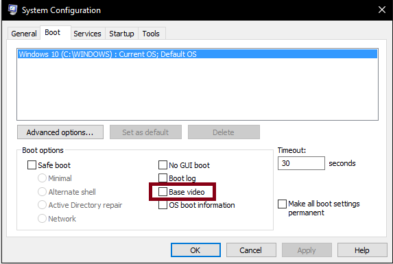 Screen resolution sometimes resets when rebooting - Windows 10 Forums