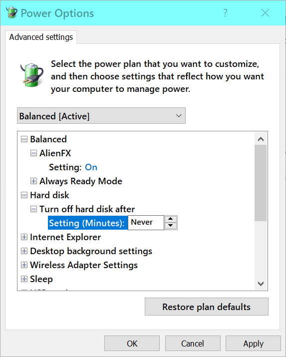 Where monitor input settings-issue with waking up after