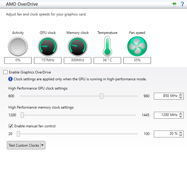 Fans of GPU at FULL SPEED - Windows 10 Forums