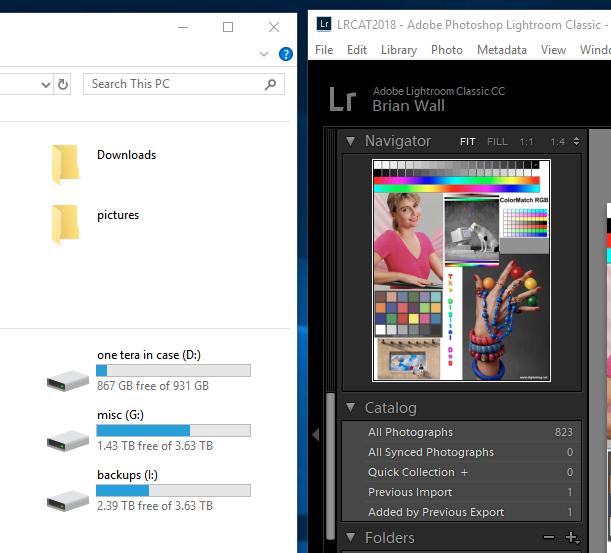 color calibration mismatch - windows 10 forums