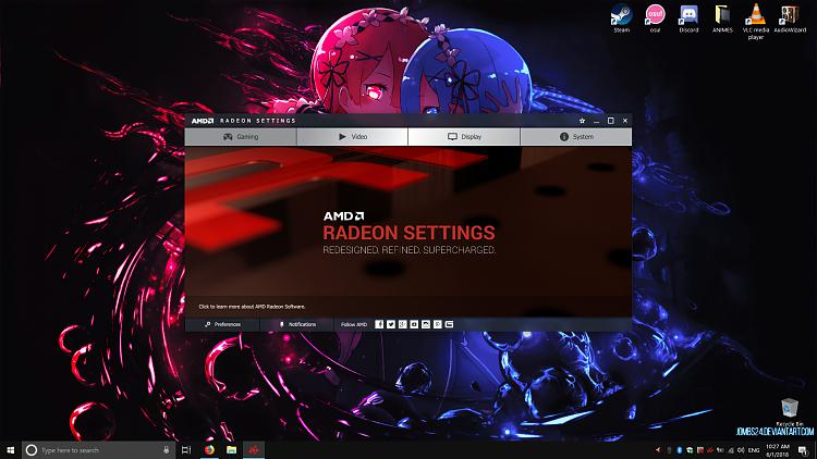 Latest AMD Radeon Graphics Driver for Windows 10 - Page 62 - Windows