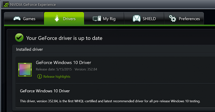 Nvidia Geforce 310m Graphics Card Driver Download