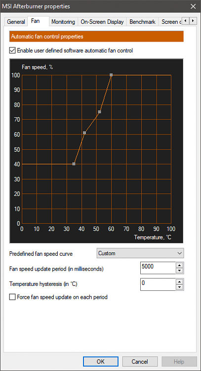 My GTX 970 fans are stuck at 100% Solved - Windows 10 Forums