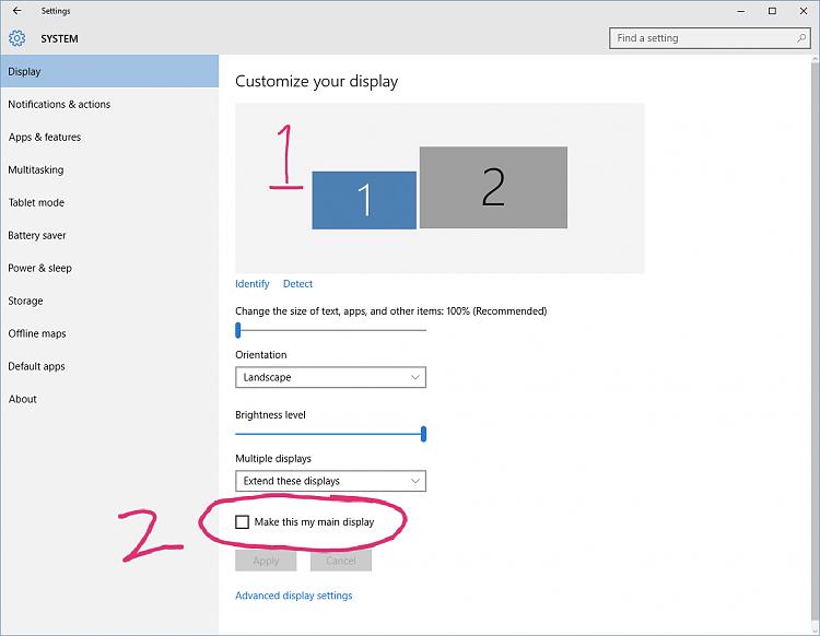 Dual Monitor Setup? - Page 7 - Windows 10 Forums