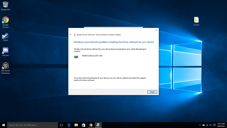 Dedicated GPU not recognized by Windows Solved - Windows 10 Forums