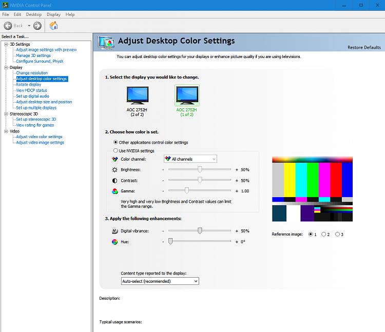 Black level - Windows 10 Forums