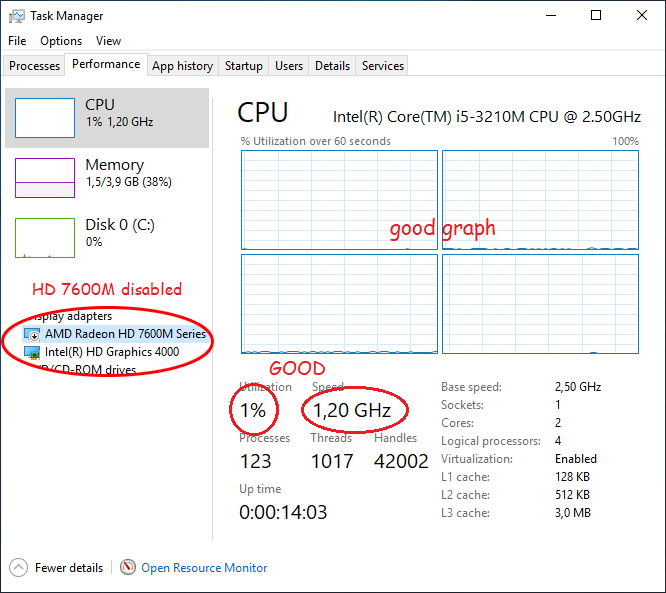 CPU can't be idle in dual graphics-good.png