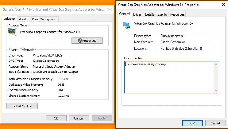 How can I disable 3D graphics acceleration in Windows 10