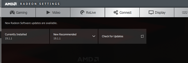 Latest AMD Radeon Graphics Driver for Windows 10 - Page 69 - Windows