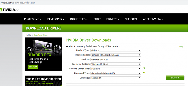 Latest NVIDIA GeForce Graphics Drivers for Windows 10 [2]-nvidia1.png
