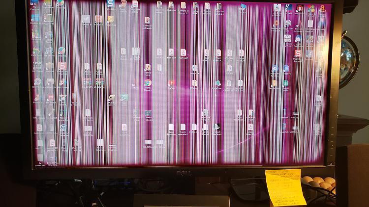 Dell Monitor U2713H (DP) image problem-20200224_165406.jpg