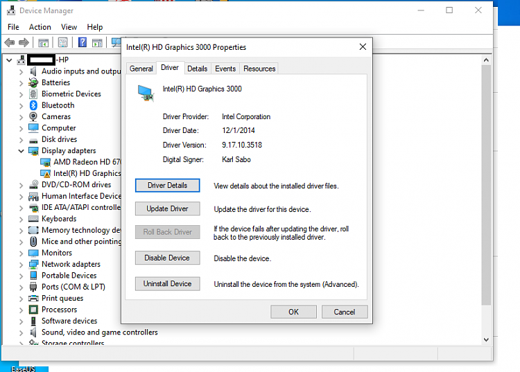 Intel HD Graphics 3000+AMD 7690M XT driver for W10,no such one,help-after144manualintelgraphics.png