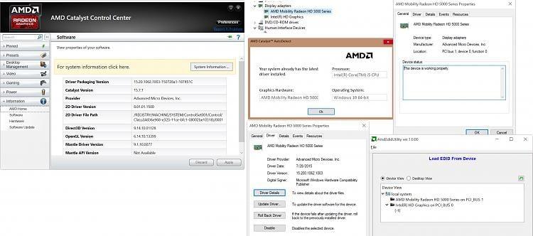 ati radeon hd 4600 driver windows 10 64 bit لم يسبق له مثيل الصور ...