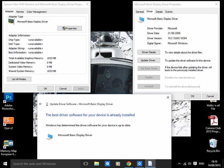 Screen resolution - Page 2 - Windows 10 Forums