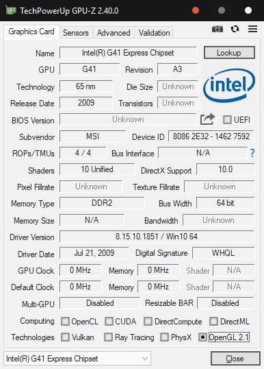 Custom Driver : Intel GMA 4500 M / MHD Extreme Plus 2 - by nIGHmAYOR-.png